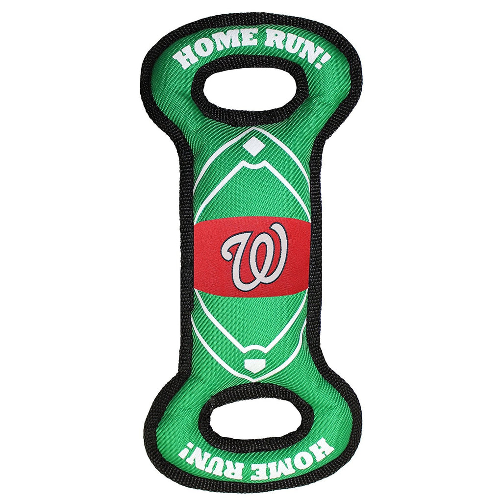 Washington Nationals Field Pull Pet Dog Toy by Pets First