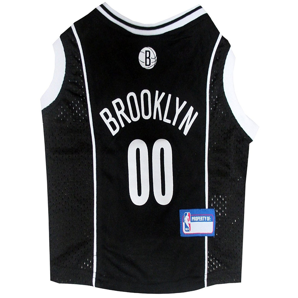 Brooklyn Nets Pet Dog Jersey by Pets First