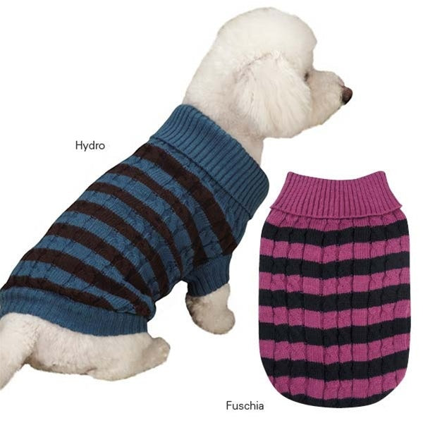 Zack & Zoey Heritage Collection Pet Dog Sweater by Pet Edge