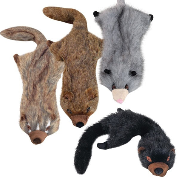 Grriggles Unstuffies Pet Dog Toy by Pet Edge