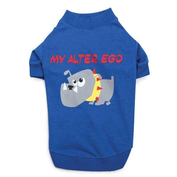 Alter Ego Pet Dog T-Shirt by Pet Edge