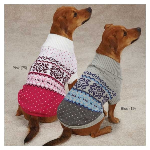 Avalanche Pet Dog Sweaters by Pet Edge