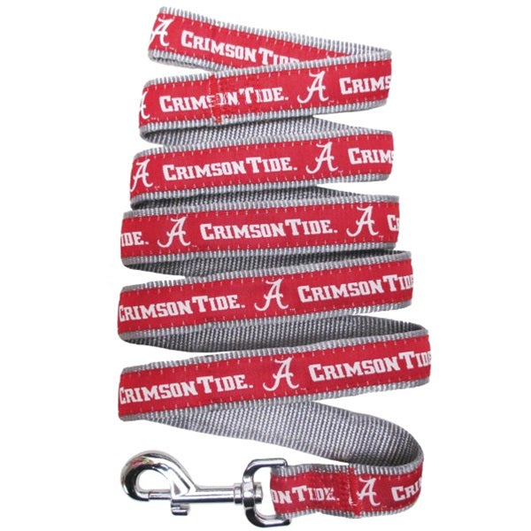Alabama Crimson Tide Pet Dog Leash by Pets First