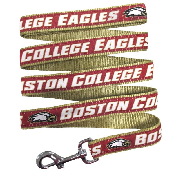 Boston College Eagles Pet Dog Leash by Pets First