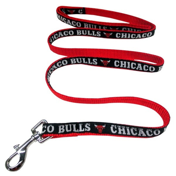 Chicago Bulls Pet Dog Leash by Pets First