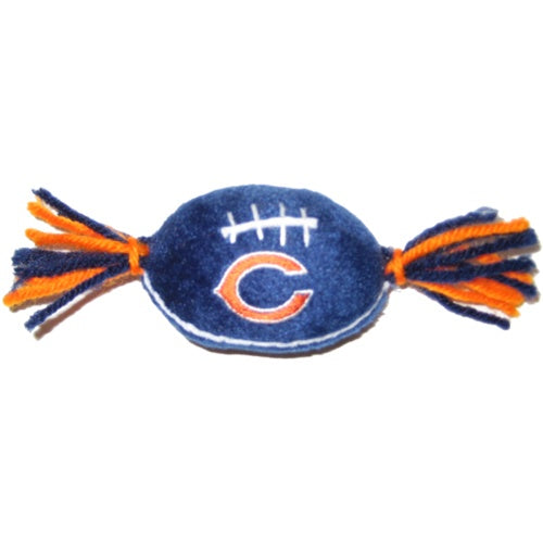 Chicago Bears Pet Catnip Toy by Pets First