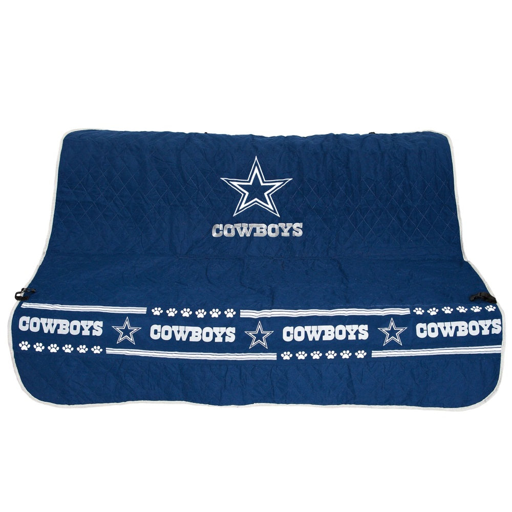 Dallas Cowboys Pet Dog Car Seat Cover by Pets First
