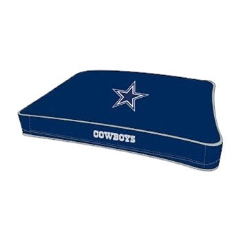 Dallas Cowboys Pet Dog Rectangle Bed by Pets First