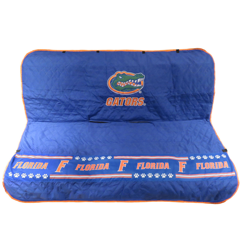 Florida Gators Pet Dog Car Seat Cover by Pets First