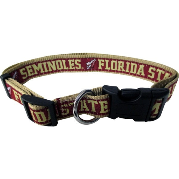 Florida State Seminoles Seminoles Pet Dog Collar by Pets First