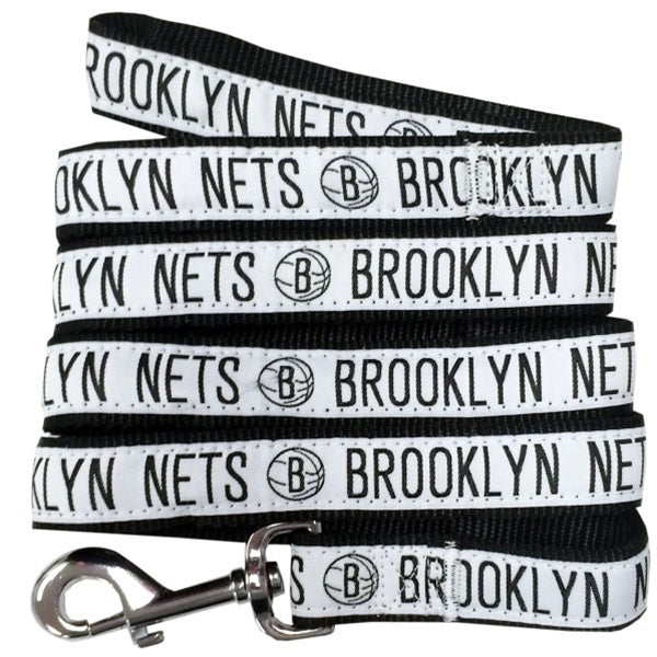 Brooklyn Nets Pet Dog Leash by Pets First