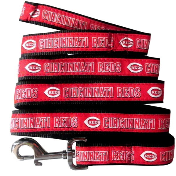 Cincinnati Reds Pet Dog Leash by Pets First
