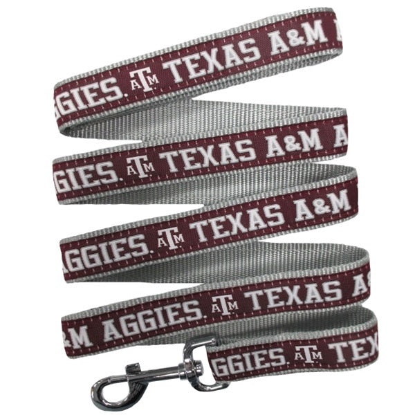 Texas A&M Aggies Pet Dog Leash by Pets First