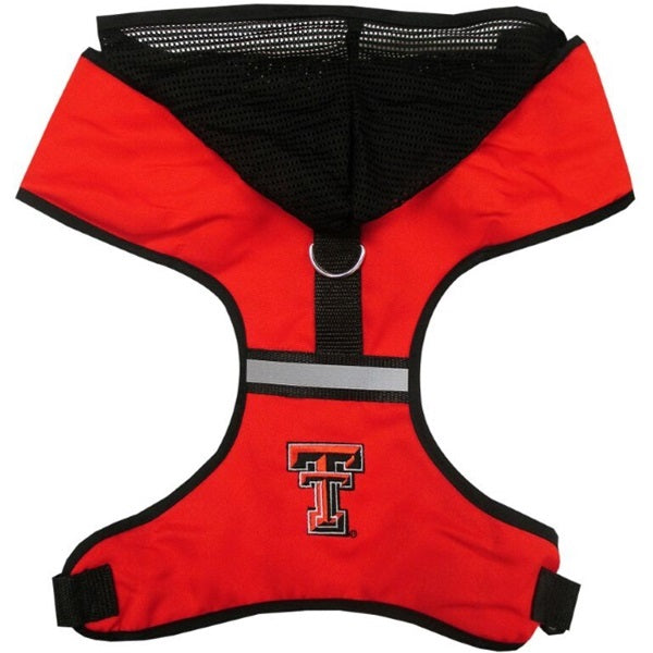 Texas Tech Red Raiders Red Raiders Pet Dog Hoodie Harness by Pets First