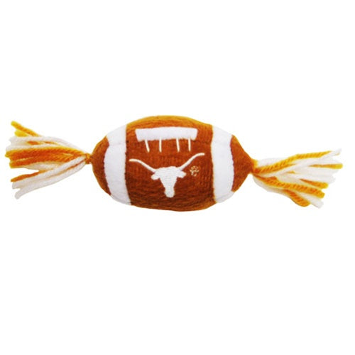 Texas Longhorns Pet Catnip Toy by Pets First
