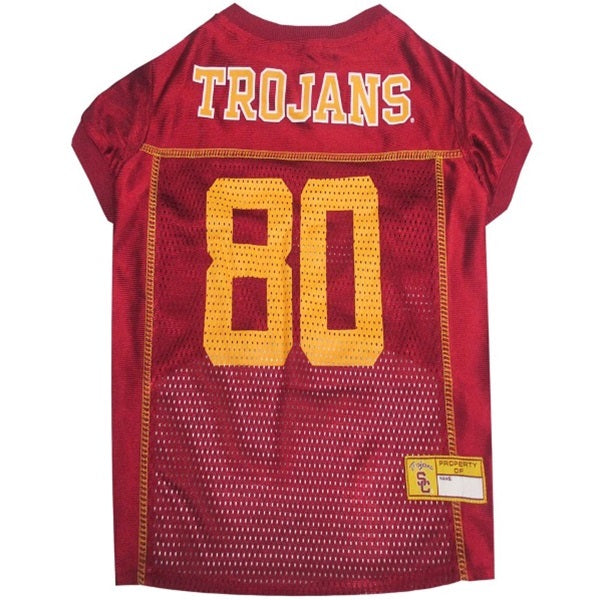 USC Trojans Pet Dog Jersey by Pets First
