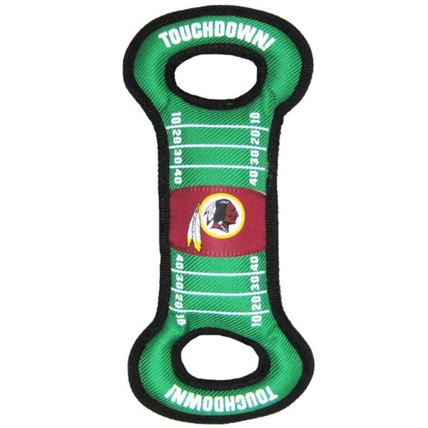 Washington Redskins Field Pull Pet Dog Toy by Pets First