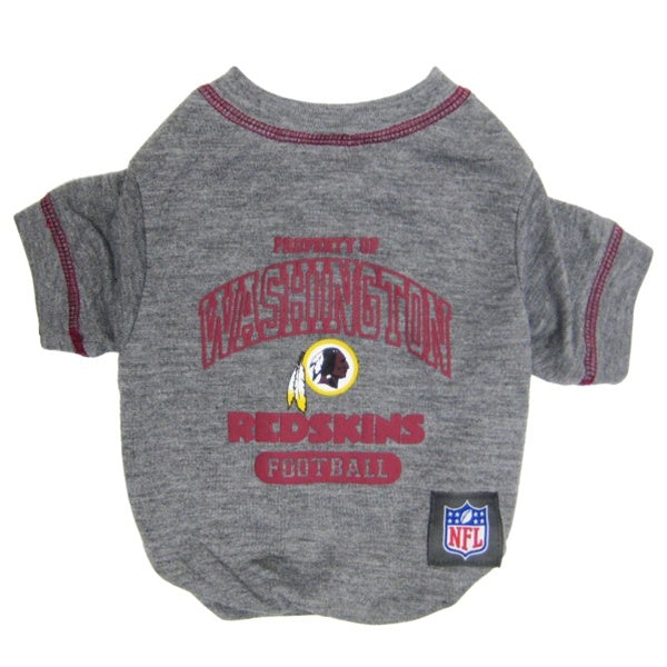 Washington Redskins Pet Dog T-Shirt by Pets First