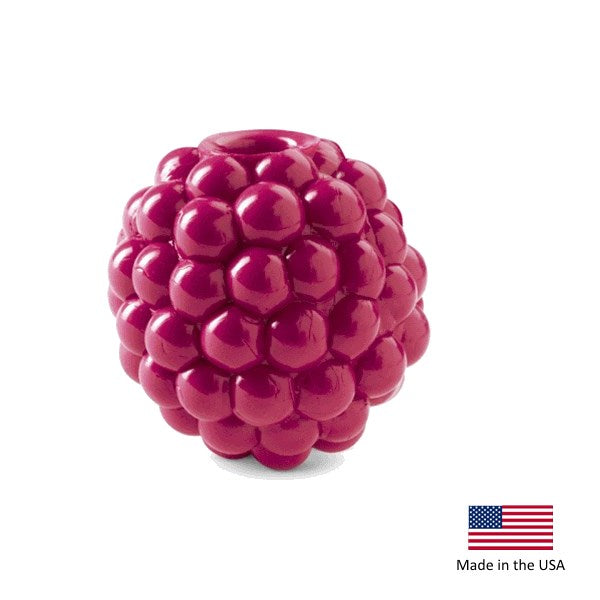 Orbee-Tuff'ΠRaspberry with Treat Spot_ʢ Pet Dog Toy by Planet Dog