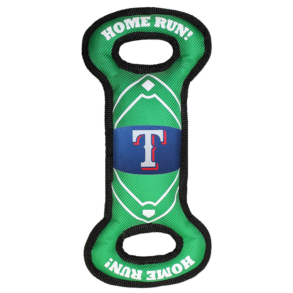 Texas Rangers Field Pull Pet Dog Toy by Pets First