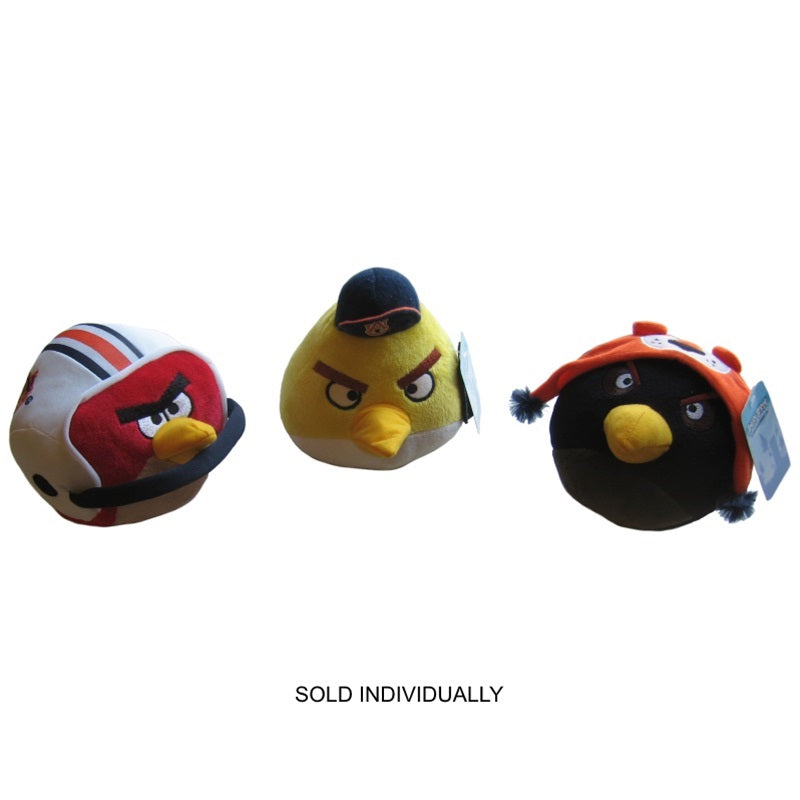 Auburn Tigers Angry Birds Pet Dog Toy by Simon Sez