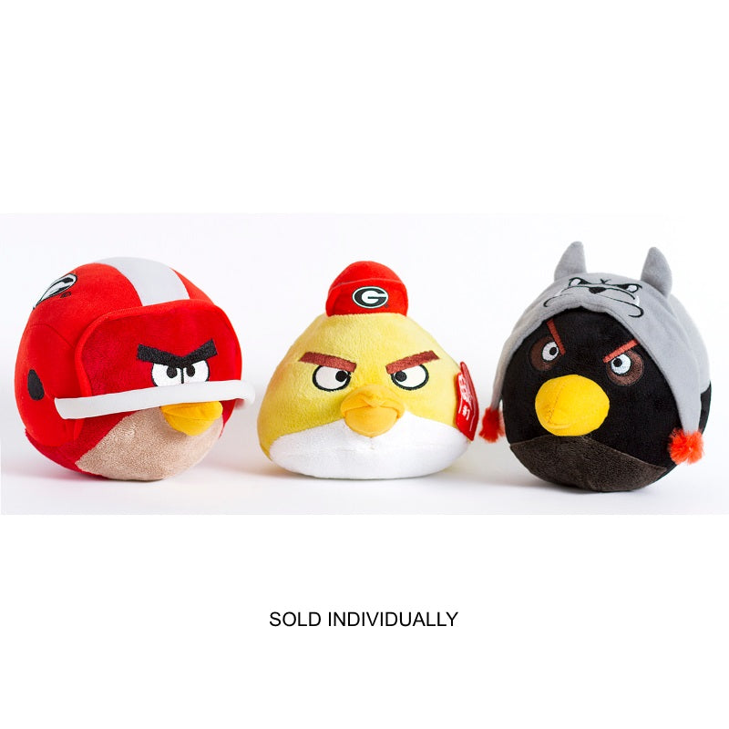 Georgia BullPet Dogs Angry Birds Toy by Simon Sez