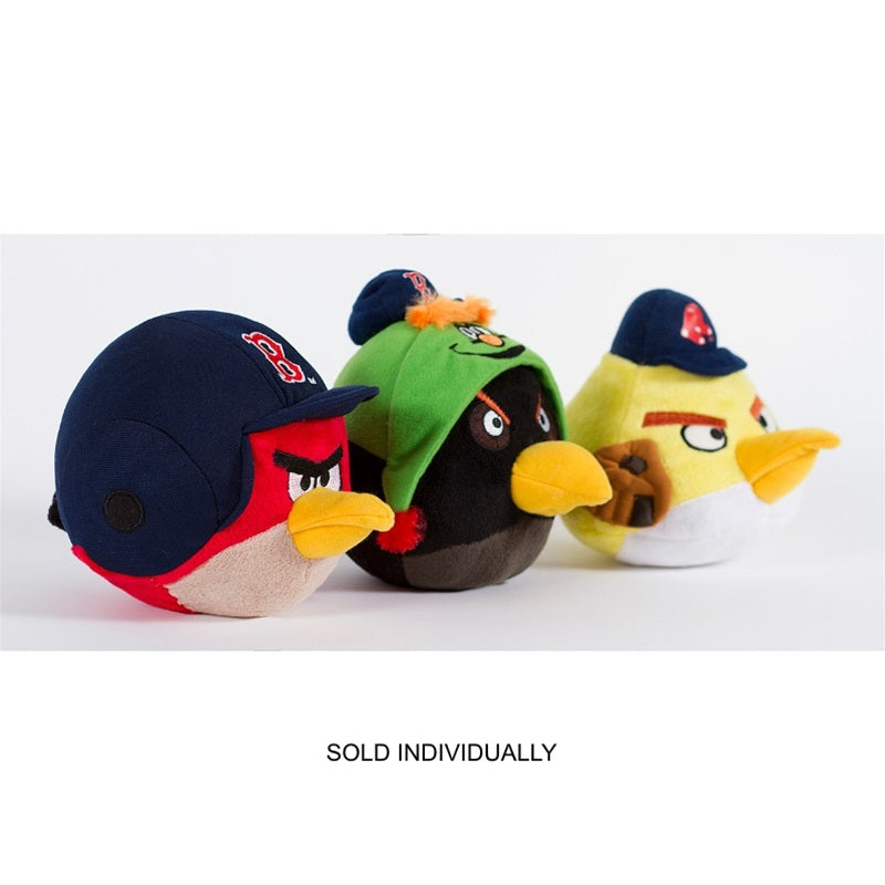 Boston Red Sox Angry Birds Pet Dog Toy by Simon Sez
