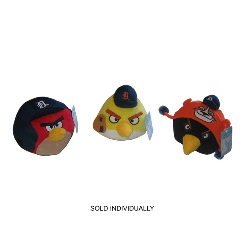 Detroit Tigers Angry Birds Pet Dog Toy by Simon Sez