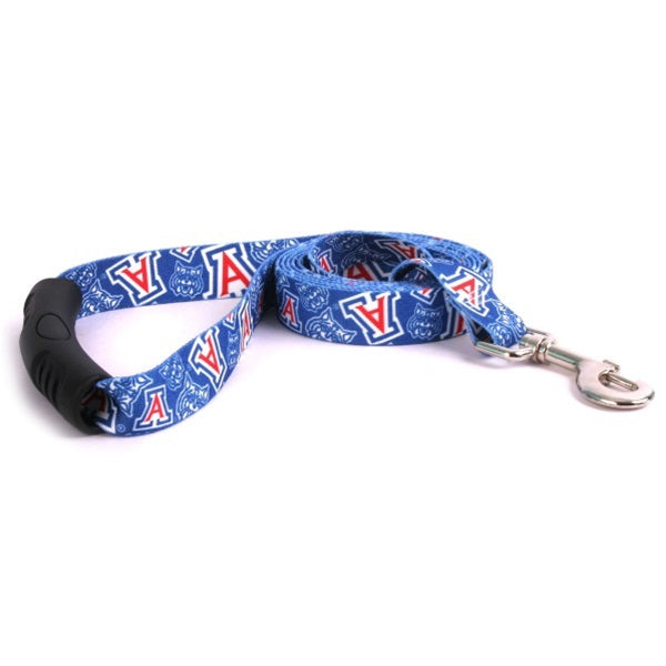 Arizona Wildcats EZ Grip Nylon Pet Dog Leash by Little Earth