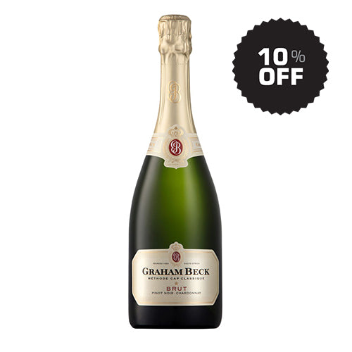 Graham Beck Method Cap Classique blanc de blancs