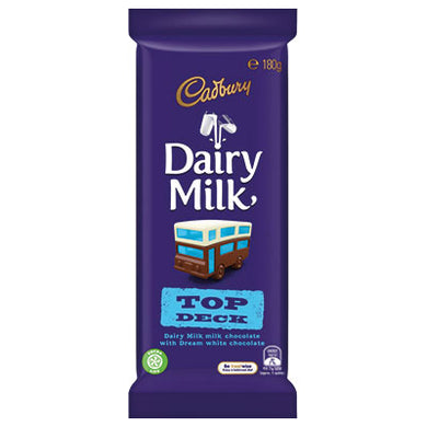 Cadbury Top Deck AU 180g