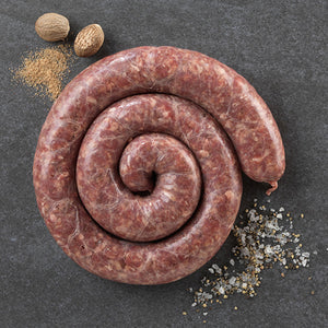 SAVANNA FARMSTYLE BOEREWORS 500G TRAY