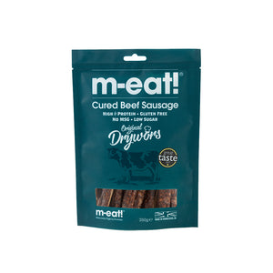 m-eat!® Premium Drywors Original Flavour Various Sizes