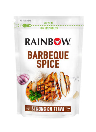 Rainbow Barbeque Spice 80gr