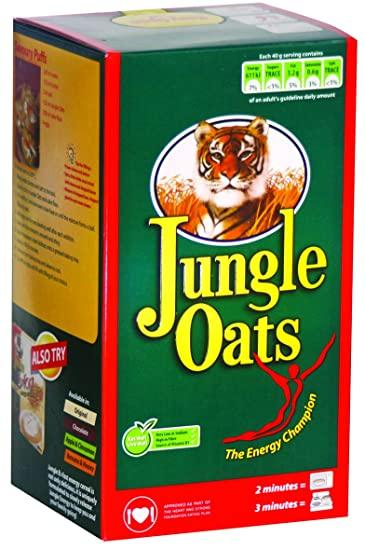Jungle Oats Original 1kg New