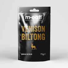 Load image into Gallery viewer, Venison Biltong 75g
