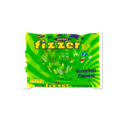 Beacon Mini Fizzers Creamsoda 20 for £2.00