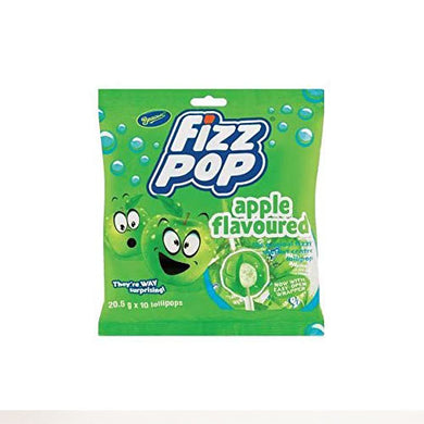 Beacon Fizz Pops Apple 4 for £1