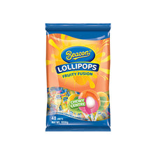 Load image into Gallery viewer, Beacon Lollipops Fruity Fusion 4 Lollipops for £1
