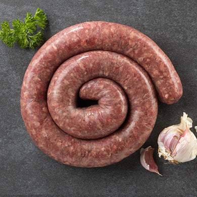 SAVANNA GARLIC BOEREWORS 500G TRAY