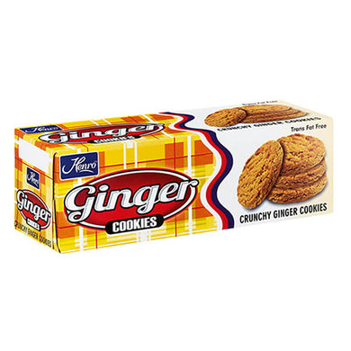 Henro Ginger Cookies