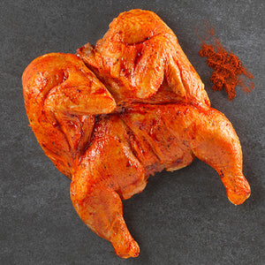 CHICKEN SAVANNA PIRI PIRI FLATTIES (DISPATCHED WED/THURSDAY)