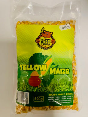 Happy Hippo Yellow Maize