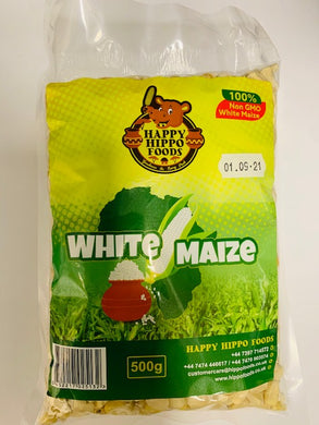 Happy Hippo White Maize
