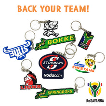 Load image into Gallery viewer, SA Rugby key rings