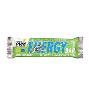 PVM ENERGY BARS Lemon & Lime (BB.24.06.19)