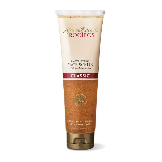 African Extracts Rooibos Face Scrub 150ml