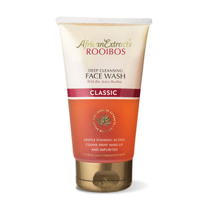 African Extracts Rooibos Face Wash 150ml