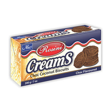 Henro Rosini Creams Chocolate
