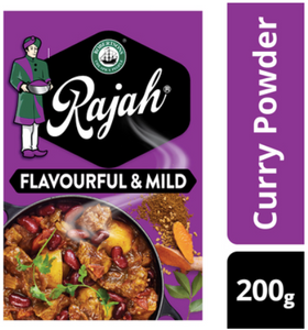 Rajah Flavourful and mild 200gr